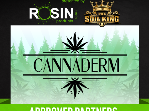 Emerald Cup Sponsors – Cannaderm